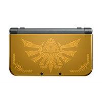 【送料無料】【中古】3DS NEW ニンテンドー3DS LL ハイラル エディション