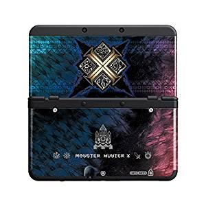【送料無料】【中古】3DS New ニンテンドー3DS きせかえプレートパック モンスターハンタークロス