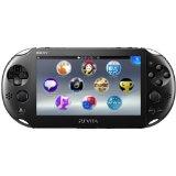 【送料無料】【中古】PlayStation Vita Wi-Fiモデル ブラック (PCH-2000ZA11) 本体 プレイステーション ヴィータ