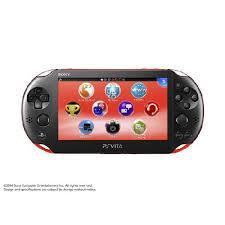 【訳あり】【送料無料】【中古】PlayStation Vita Wi-Fiモデル レッド/ブラック (PCH-2000) 本体 プレイステーション ヴィータ