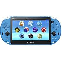 【送料無料】【中古】PlayStation Vita Wi-Fiモデル アクア・ブルー(PCH-2000ZA23) 本体 プレイステーション ヴィータ, 白衣ネット d81bff86