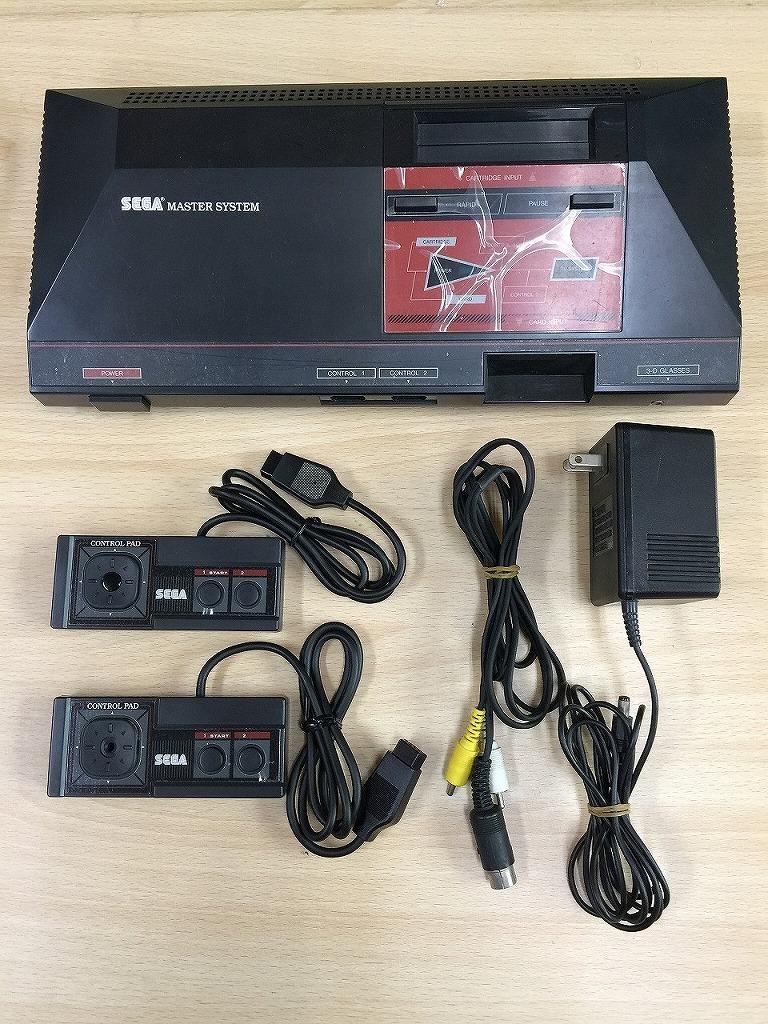 【送料無料】【中古】SEGA セガ マスターシステム MK-2000 本体 マーク3 MARK3