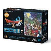 【送料無料】【中古】Wii U ドラクエX オンライン WII Uプレミアムセット(箱説付き)