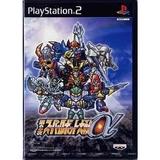 4983164737776 【送料無料】【中古】PS2 プレイステーション2 第2次スーパーロボット大戦α(通常版)