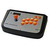 【送料無料】【中古】PS2 プレイステーション2 リアルアーケード Pro. 【Amazon.co.jp限定版】 オレンジ(箱説付き)