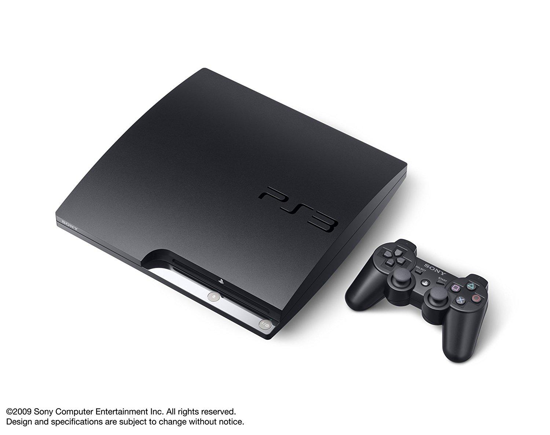 【送料無料】【中古】PS3 PlayStation 3 (120GB) チャコール・ブラック (CECH-2100A) 本体 プレイステーション3(箱説付き)