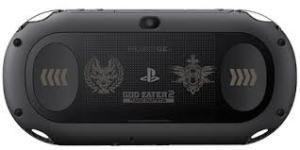 【送料無料】【中古】PlayStation Vita × GOD EATER 2 RAGE BURST Edition 「PCH-2000 ZA/GE」 ゴッドイーター2