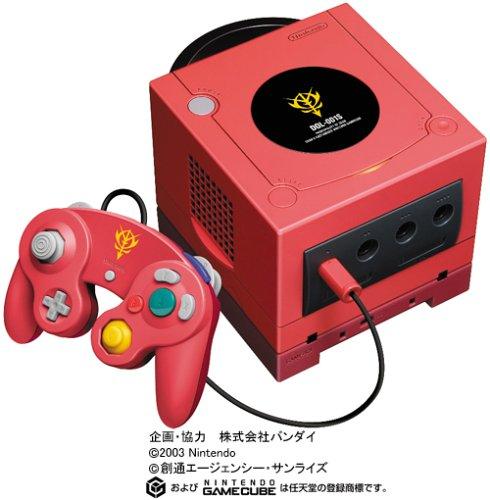 【送料無料】【中古】GC ゲームキューブ シャア専用BOX 本体