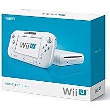 【送料無料】【中古】Wii U ベーシックセット 任天堂 シロ 白 本体 すぐに遊べるセット(箱説付き)