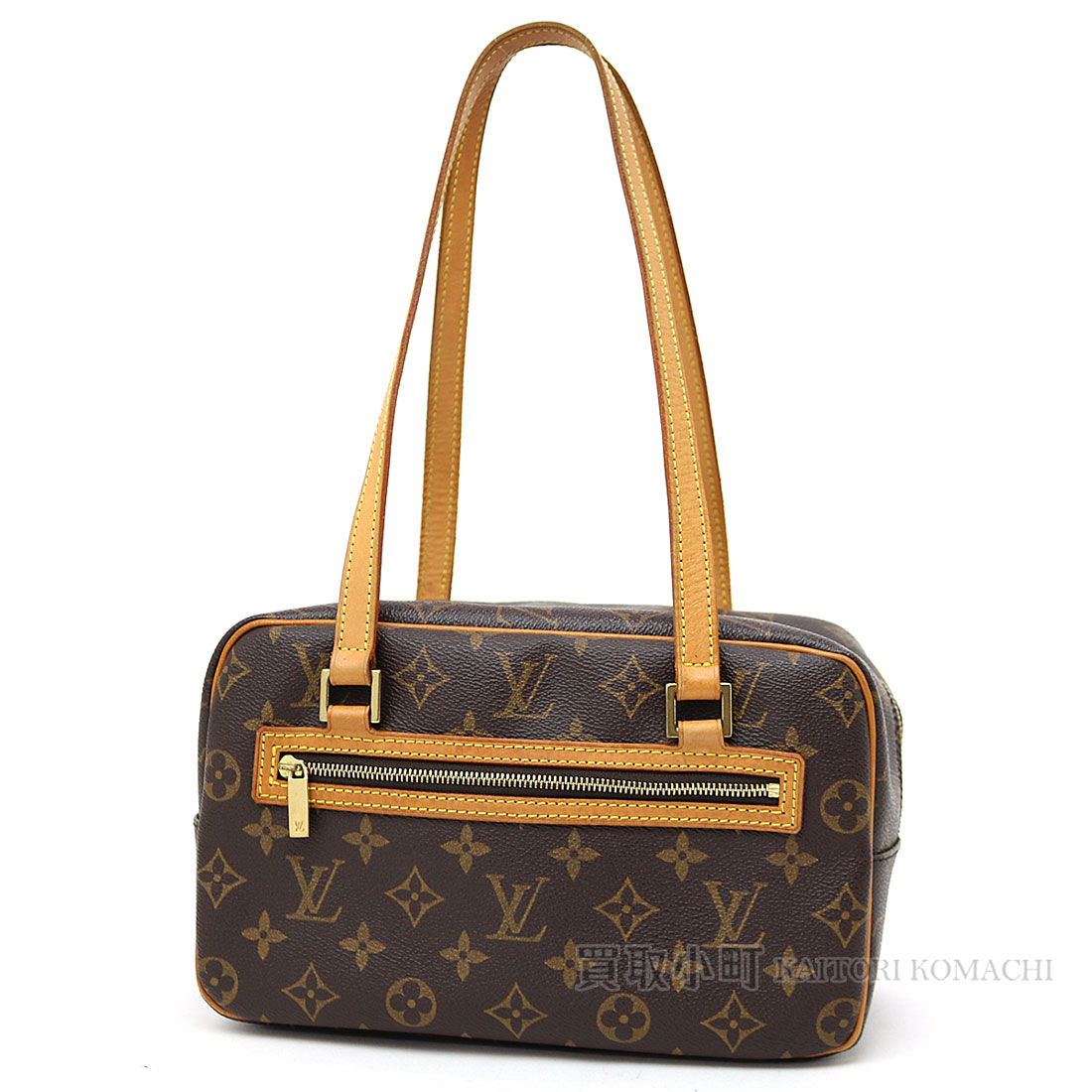 09dd3406e KAITORIKOMACHI: Louis Vuitton M51182 protagonist MM monogram shoulder bag  tote bag Boston bag bowling bag LV CITE MM MONOGRAM | Rakuten Global Market