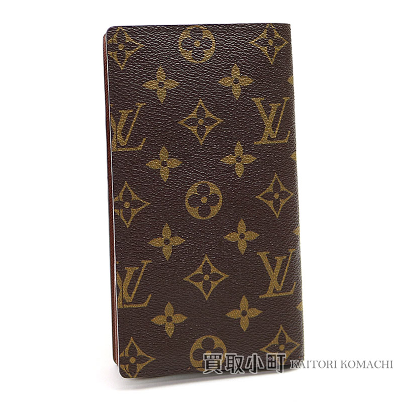 25c4ea1b8c40 Folio long wallet men wallet wallet LV Columbus Wallet Monogram with coin  purse belonging to Louis Vuitton M60252 ポルトフォイユコロンブスモノグラムマチ