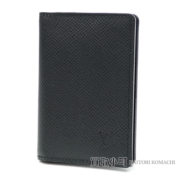 fca3dc34c3ee Louis Vuitton M32912 オーガナイザードゥポッシュタイガアルドワーズ card case card case pass case  pocket organizer men gray LV POCKET ORGANISER TAIGA