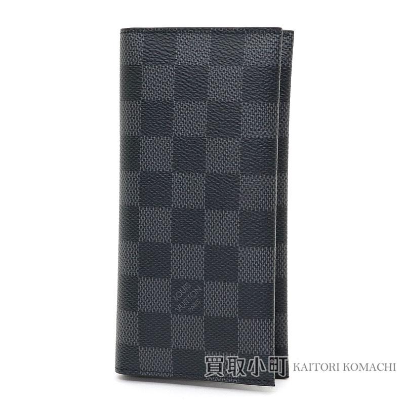 路易威登N61236波尔图巫术16CC damiegurafitto对开卡片匣持卡人人媒介钱包钱包LV CARD HOLDER DAMIER GRAPHITE