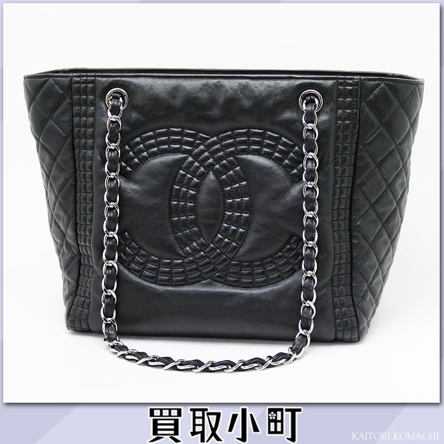 KAITORIKOMACHI | Rakuten Global Market: Chanel here mark quilting ...