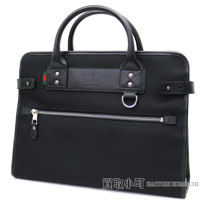 b425dc4a0106 Gucci black Parana briefcase signature Web loop men tote bag medium size  business bag documents bag handbag black 246410 F568N 1060 Black Palana Web  ...