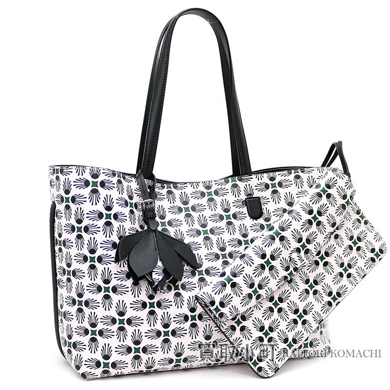 9c4a8e6e2 KAITORIKOMACHI: Christian Dior limited Dior Blossom print grain leather  shopping bag LOGO floral charm tote bag shoulder bag flower motif DIOR  BLOSSOM TOTE ...