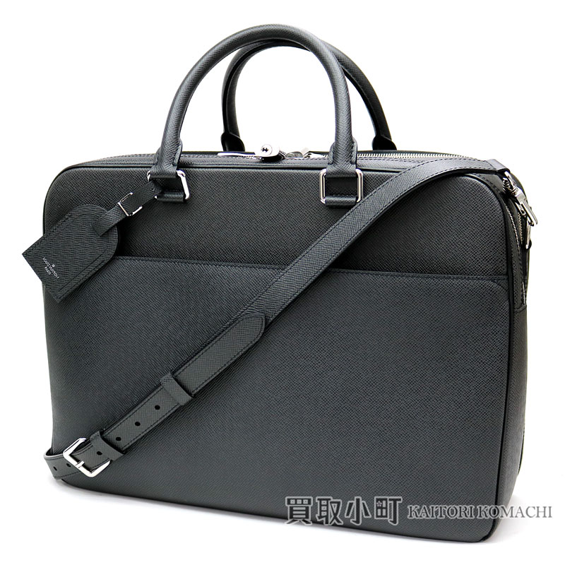 Louis Vuitton M30215 オーバーナイトタイガアルドワーズブリーフケース 2way Shoulder Bag Business Doents Briefcase Men Lv Overnight Taiga