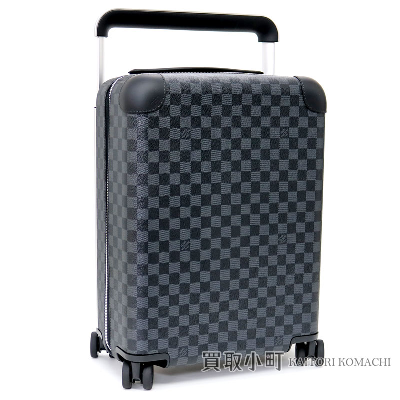 6cabe1c68a Trip bag travel LV HORIZON 50 DAMIER GRAPHITE TRAVEL ROLLING LUGGAGES with  the Louis Vuitton N23210 horizon 50 ダミエグラフィット four carry case trolley ...