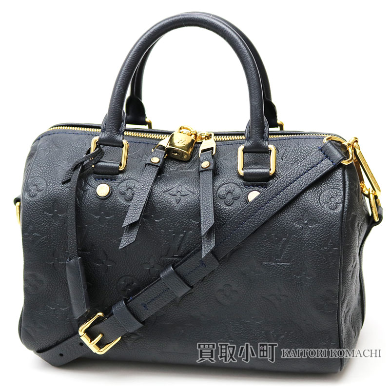 35f833e94523 Speedy 25 LV SPEEDY BANDOULIERE 25 MONOGRAM EMPREINTE with Louis Vuitton  M40762 speedy band re-yell 25 モノグラムアンプラントアンフィニアイコンボストン ...