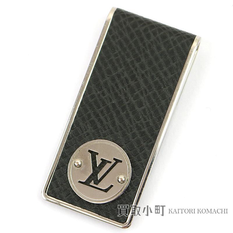 c6ed939dea90 Louis Vuitton M00020 building clip neo-LV クラブタイガアルドワーズマネークリップ LV circle  signature LV NEO LV CLUB BILL CLIP TAIGA