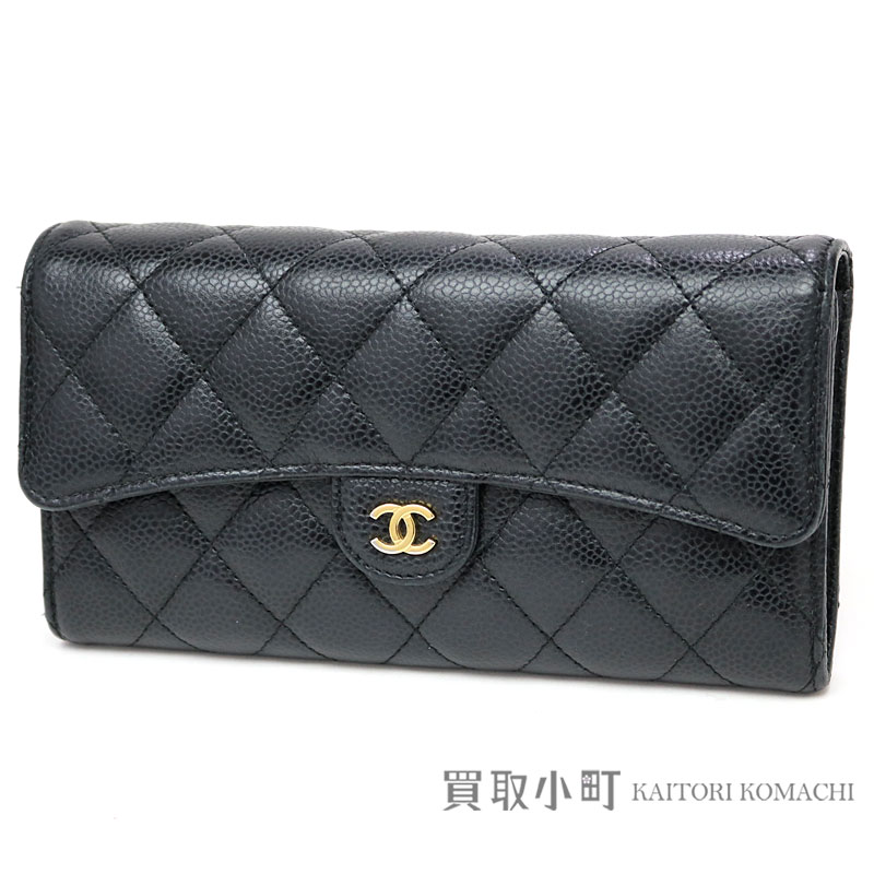 7fcaa661eb90 KAITORIKOMACHI: Head wallet matelasse line wallet A80758 Y01864 C3906 #22  Classic CC Flap Wallet with fastener out of Chanel thymeless classic  quilting flap ...