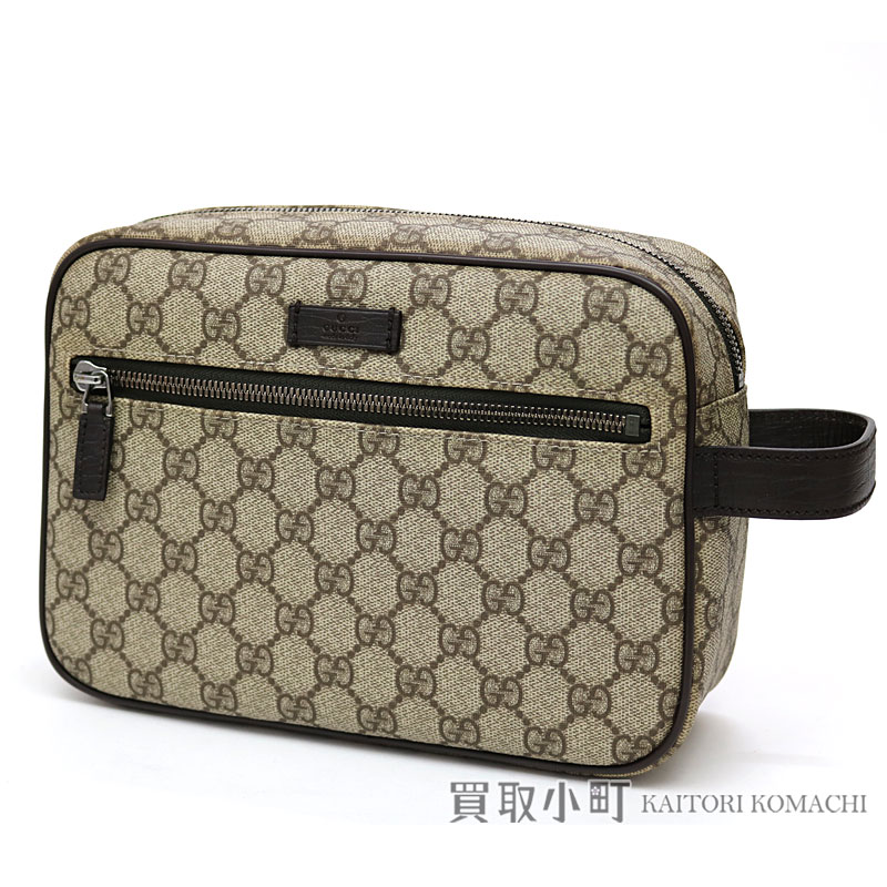 2ef7e9019a4d KAITORIKOMACHI: Gucci GG plus second bag beige X dark brown handbag ...