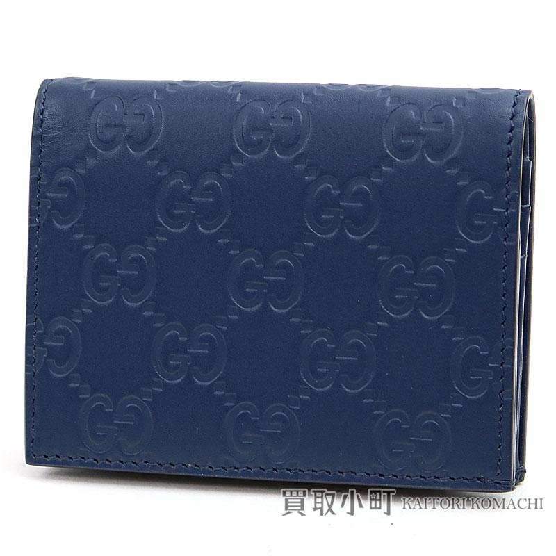8a2818dfb1a Card case business card holder billfold wallet men Gucci sima 410120 CWC1G  4157 GG GUCCI SIGNATURE CARD CASE with Gucci Gucci signature leather card  case ...