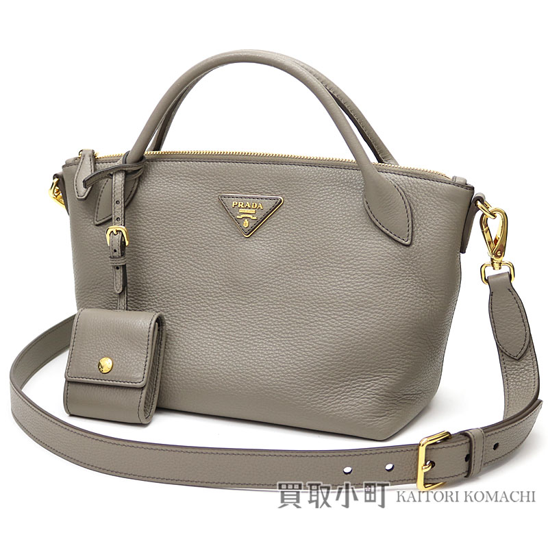1d0a7a454957 ... switzerland prada tote bag clay calfskin triangle logo leather 2way shoulder  bag handbag 1ba111 2bbe f0572
