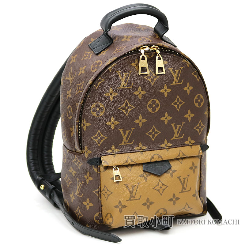 981c5bf39d4f KAITORIKOMACHI  Louis Vuitton M43116 Palm Springs backpack PM ...
