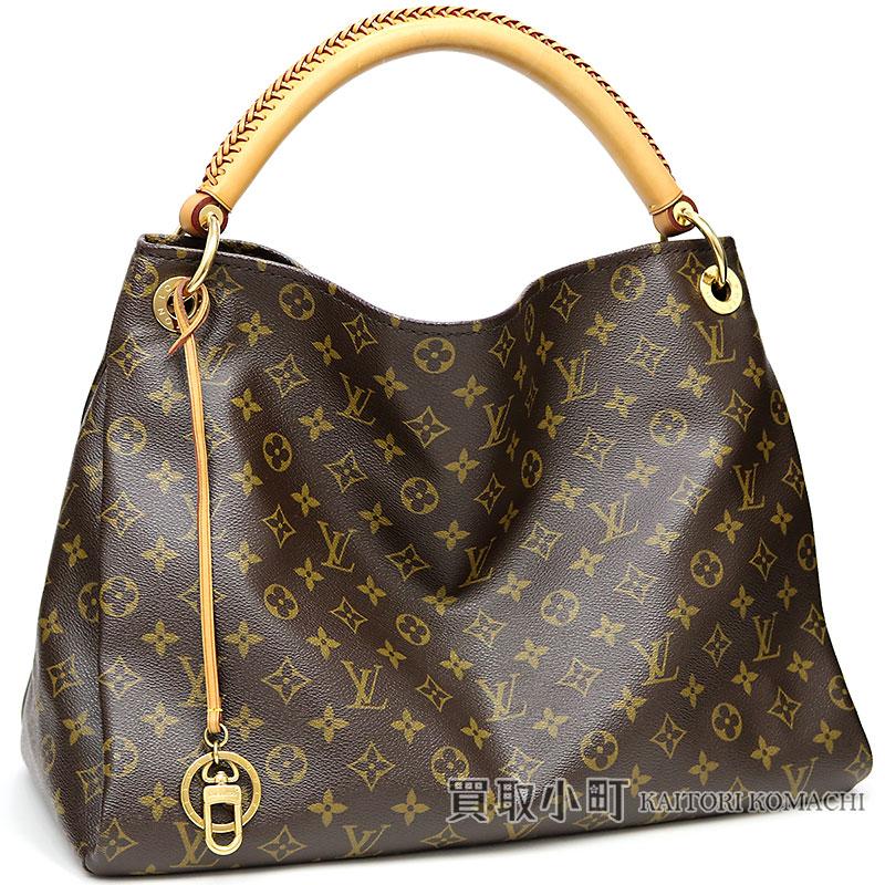 Louis Vuitton M40249 アーツィー Mm モノグラムホーボーショルダーバッグトートバッグアーツィ Lv Artsy Monogram Hobo Bag