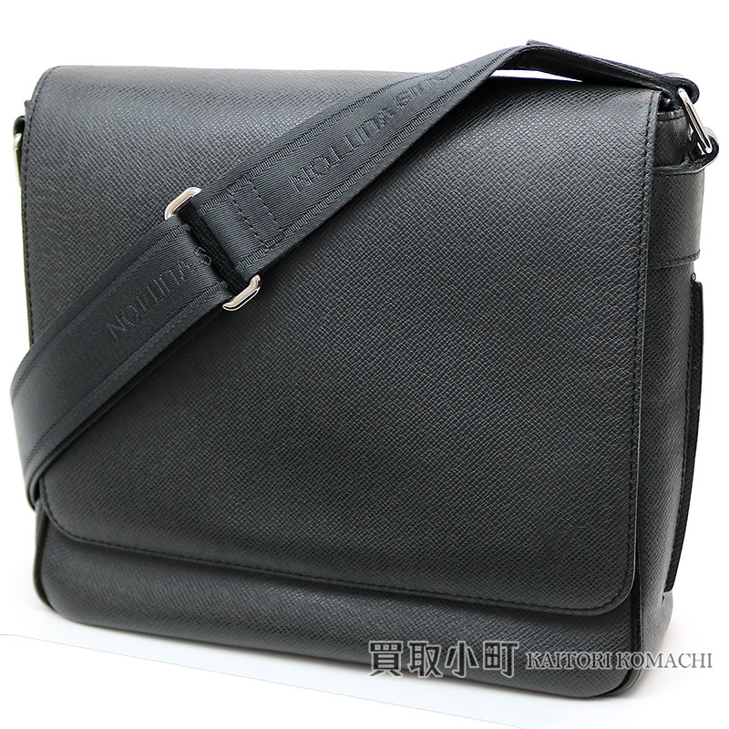 watch 28b5a 82194 Take Louis Vuitton M32852 romance PM タイガアルドワーズメンズメッセンジャーバッグショルダーバッグ slant;  leather LV Roman PM Taiga