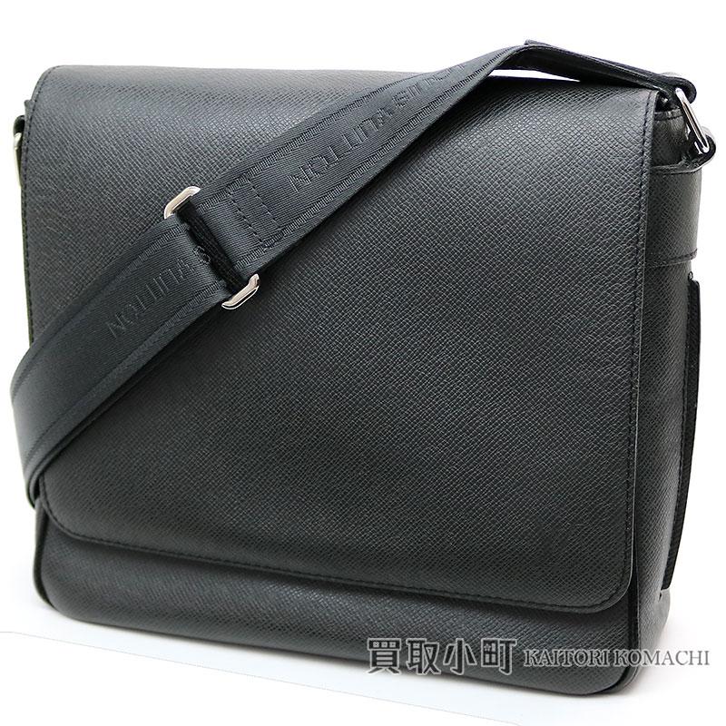 a6983e6e4e5 Take Louis Vuitton M32852 romance PM タイガアルドワーズメンズメッセンジャーバッグショルダーバッグ slant;  leather LV ...
