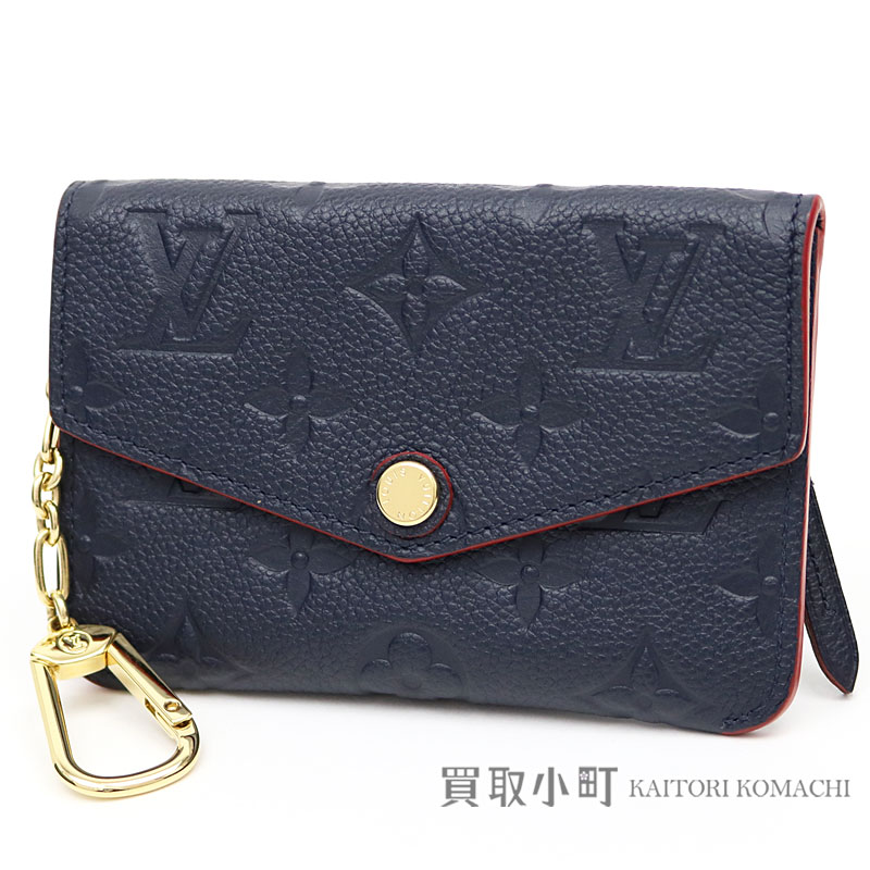 8409bdd9ddf0 Louis Vuitton M62017 ポシェットクレモノグラムアンプラントマリーヌルージュ coin purse combined use key  case coin case key ring key ring key porch wallet ...