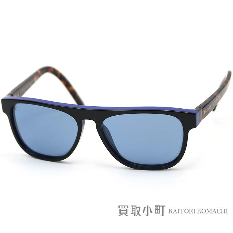 348c7648c55e KAITORIKOMACHI  Louis Vuitton Z0792E Oliver sunglasses blue-black ...