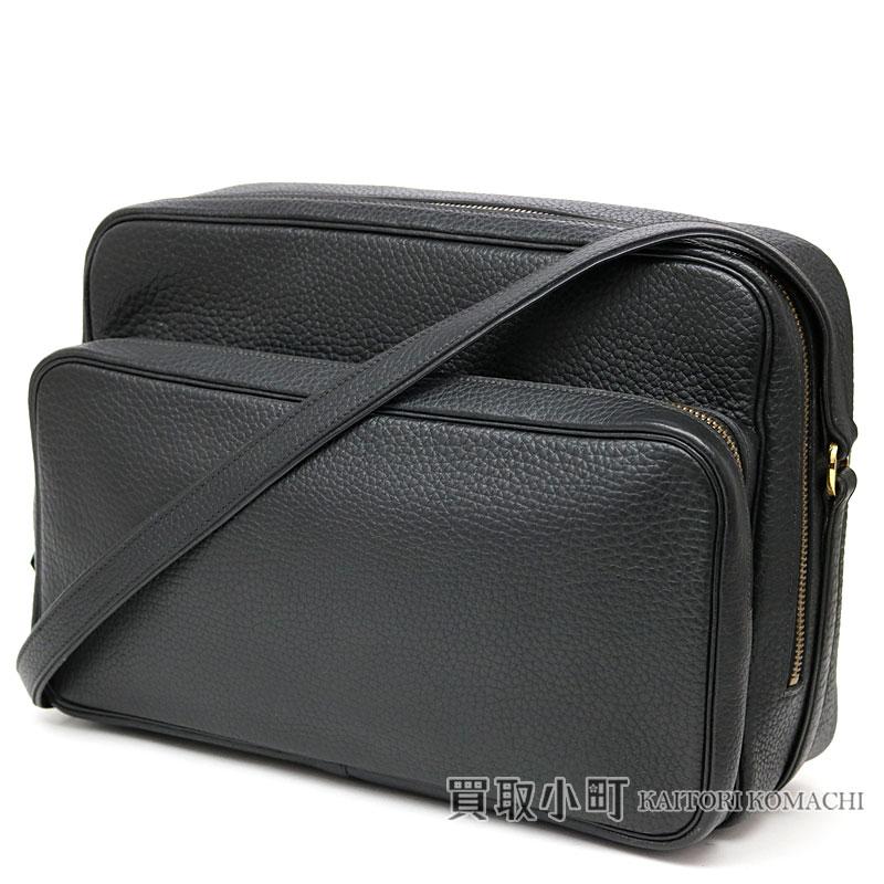 Take Hermes Victoria Shoulder Bag Black Fjord Messenger Slant H061720ck Pochette Steve Taurillon Clemence Etoupe