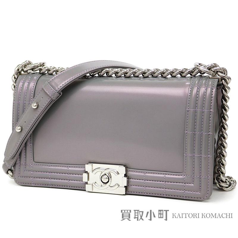 Brand Name Boy Chanel Flap Bag