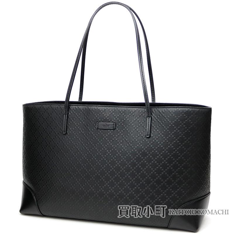 5bbfbe53a4c403 KAITORIKOMACHI: Gucci Diamante Lux leather tote bag black calfskin shoulder bag  handbag man and woman combined use 353397 AIZ1G 1000 Diamante Leather Tote  ...