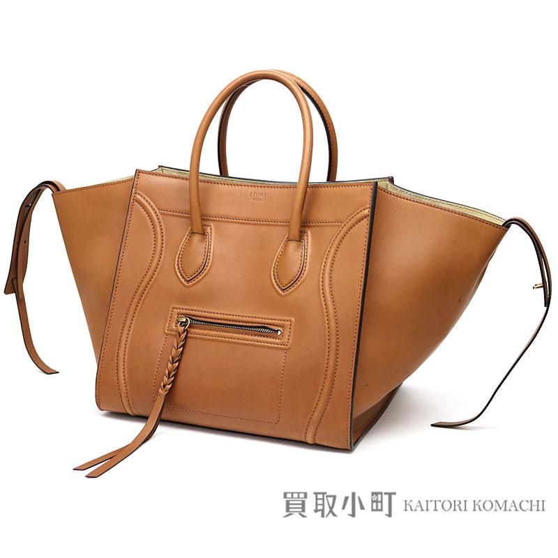 e000ef83d87c Celine Small square luggage phantom tongue calfskin handbag tote bag  shopper 169953LCD 04LU SMALL LUGGAGE PHANTOM SHOPPER TOTE TAN