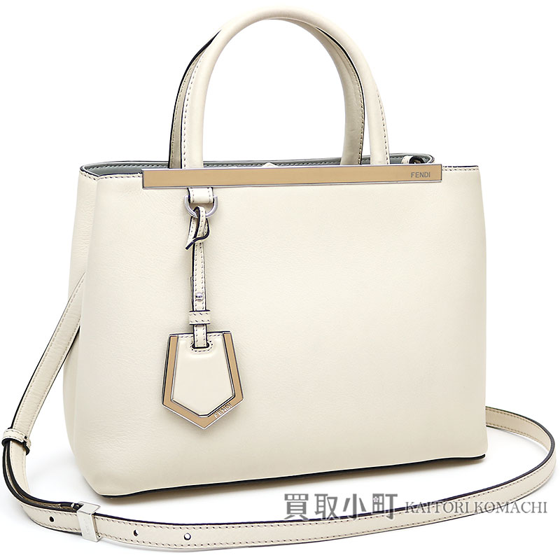 1668a2b0768b KAITORIKOMACHI  Take Fendi petit toe Joule camellia leather handbag ...