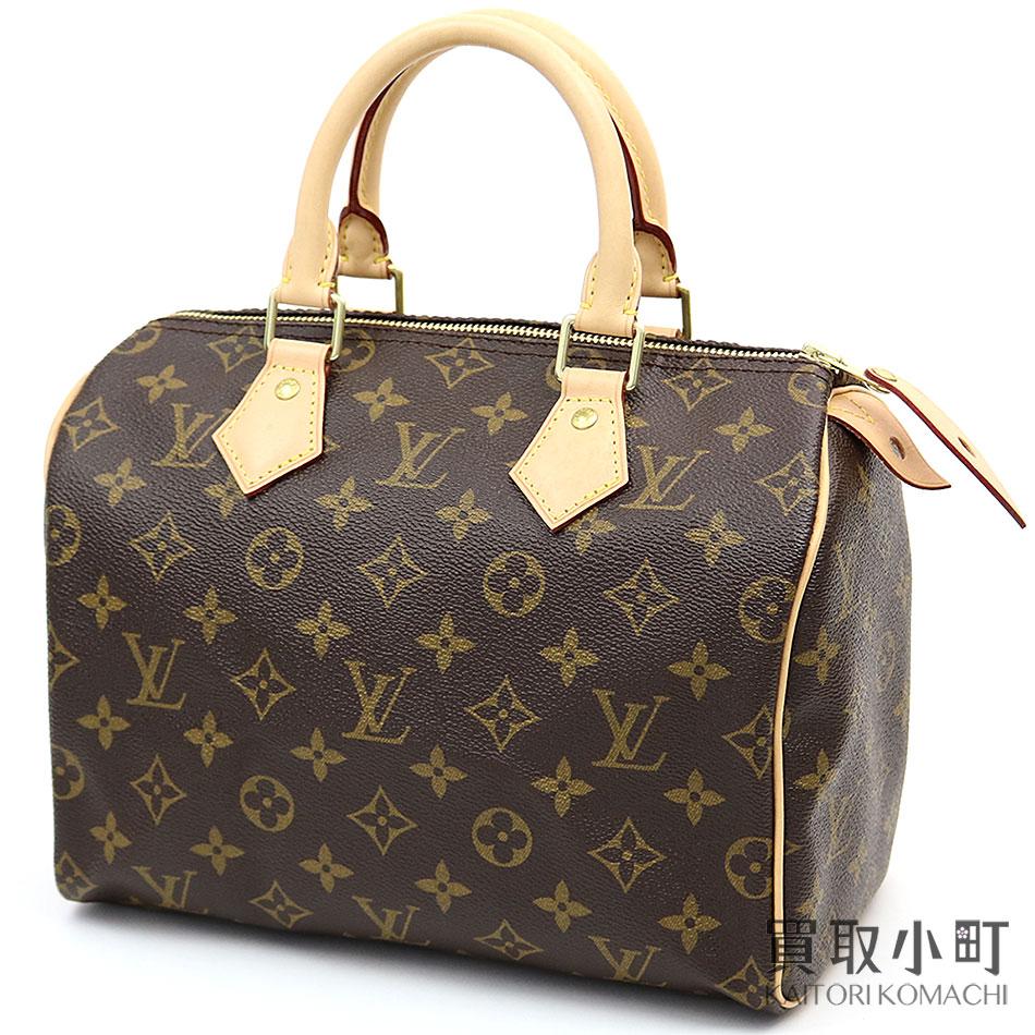 KAITORIKOMACHI  Louis Vuitton M41109 speedy 25 monogram icon mini ... 1becee8f34b05
