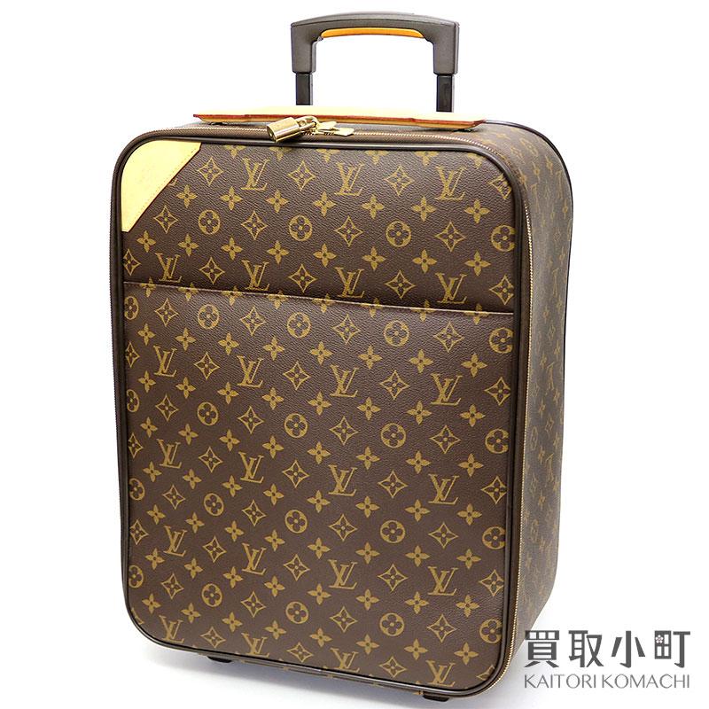 8576bbbf9 KAITORIKOMACHI: Trip bag travel kolo kolo cart LV PEGASE 50 TRAVEL ROLLING  LUGGAGES MONOGRAM with the Louis Vuitton M23251 ペガス 50 monogram carry case  ...