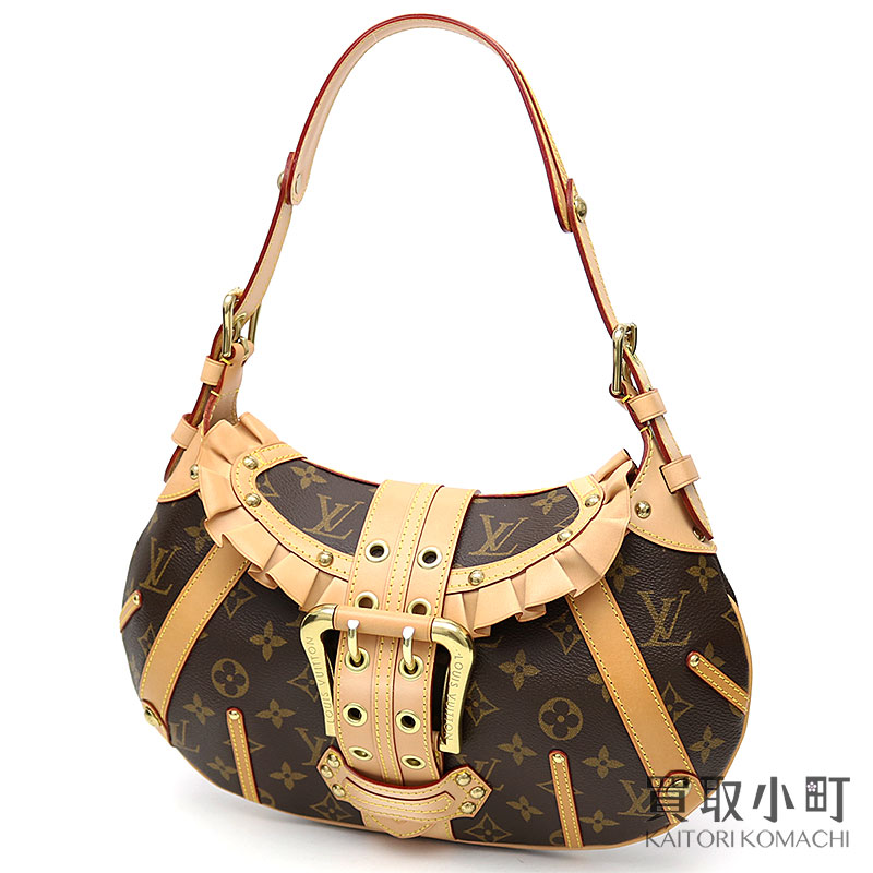 bc860287d10 KAITORIKOMACHI: Louis Vuitton M92394 Leo Nord monogram Ho baud one shoulder  bag frill LV CITY BAG LEONOR MONOGRAM | Rakuten Global Market