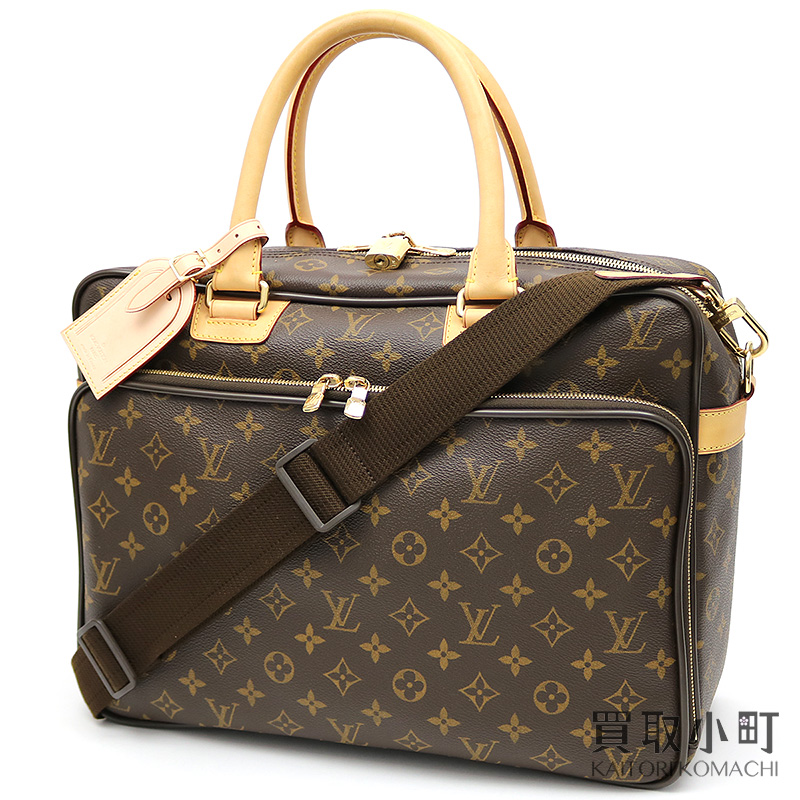 628ba8ec714 KAITORIKOMACHI: Louis Vuitton M23252 イカールモノグラムブリーフケース 2WAY shoulder  business bag dispatch case men LV ICARE MONOGRAM | Rakuten Global Market