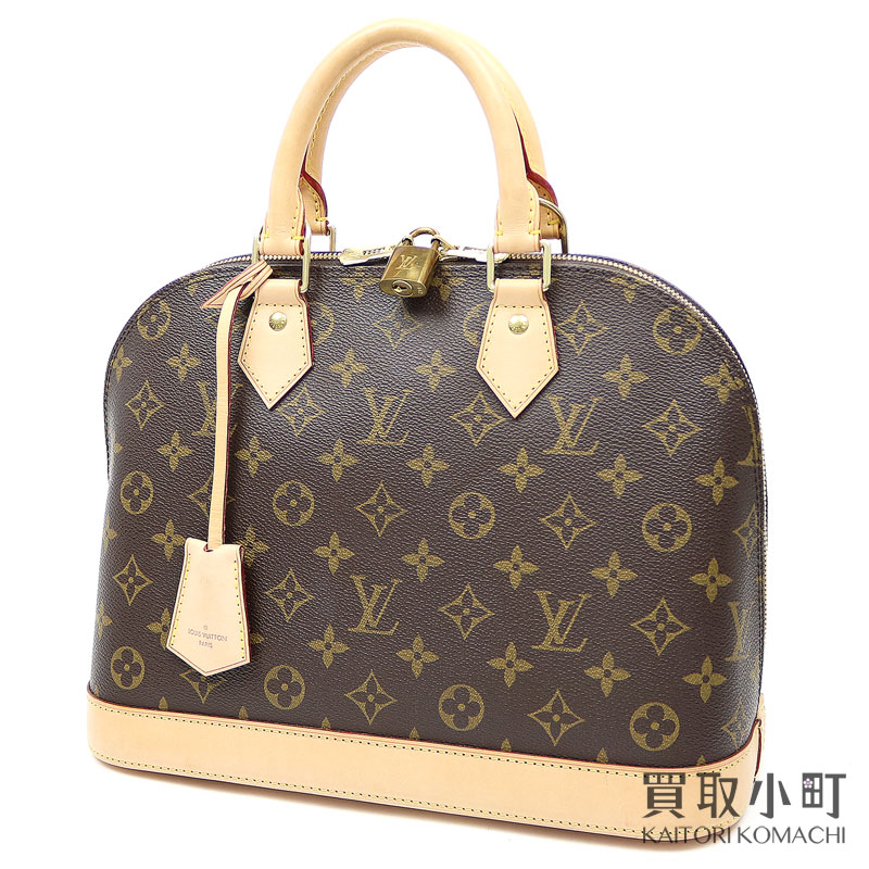 b1f8782199c KAITORIKOMACHI: Louis Vuitton M53151 Al Mar PM monogram icon handbag LV  ALMA PM MONOGRAM HAND BAG | Rakuten Global Market