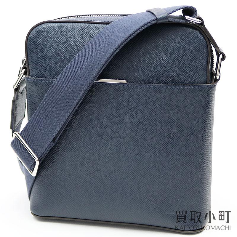 conception adroite une autre chance où acheter Take a Louis Vuitton M33430 Anton pochette taiga blue malines men shoulder  bag blue leather slant; LV ANTON POCHETTE BLUE MARINE SHOULDER BAG