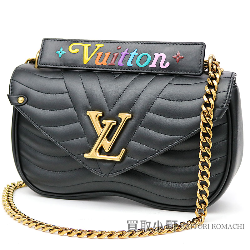 c39cea581f16 KAITORIKOMACHI  Louis Vuitton M51498 Louis Vuitton new wave chain ...