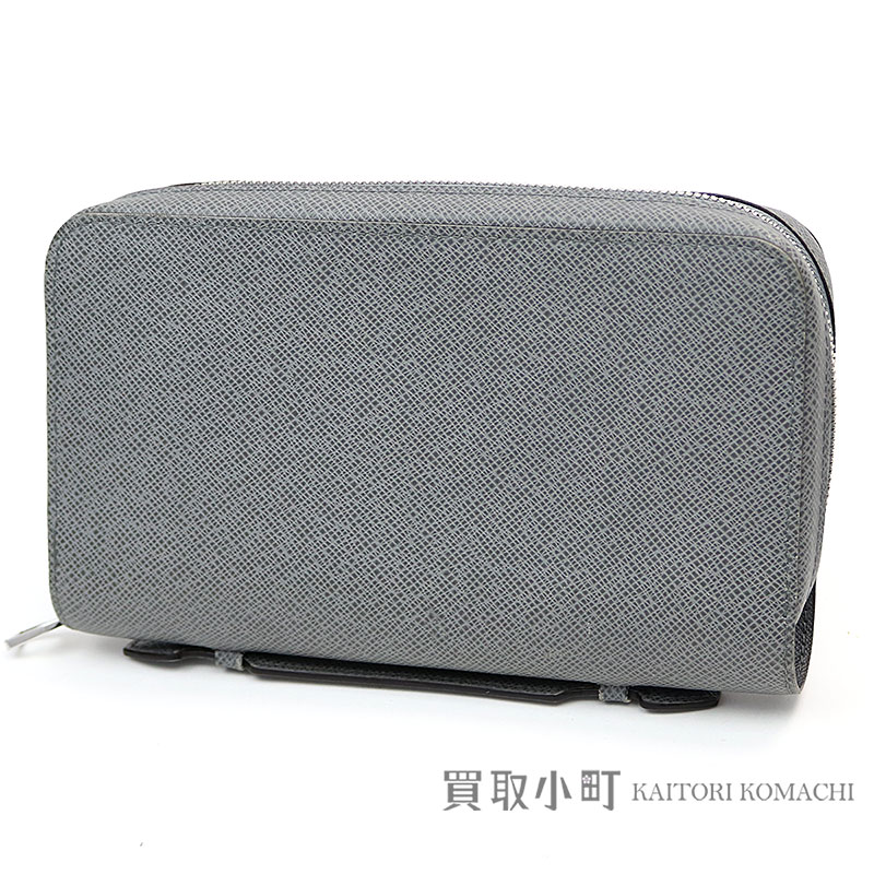 3ac7096c3e75 Louis Vuitton M42856 ジッピー XL タイガグラシエラウンドファスナー long wallet wallet men travel  case clutch bag wallet LV ZIPPY XL WALLET TAIGA