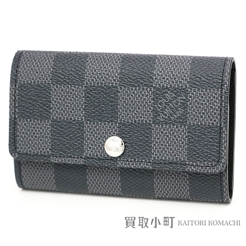 d7bf63dba72e KAITORIKOMACHI  Louis Vuitton N62662 ミュルティクレ 6 ダミエグラ ...