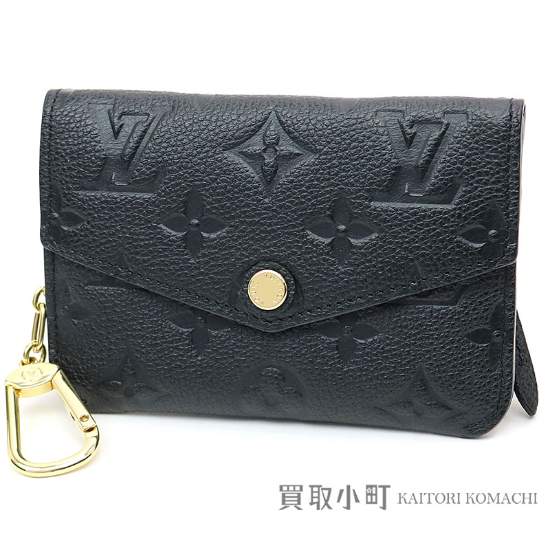 8448421f06205 Louis Vuitton M60633 ポシェットクレモノグラムアンプラントノワール coin purse combined use key  case coin case key ring key ring key porch wallet wallet LV ...