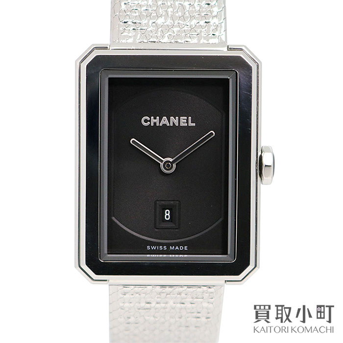 99825b756f09 KAITORIKOMACHI: Watch H4878 Boy Friend Tweed Watch for the Chanel boyfriend  tweed medium model stainless steel breath Lady's watch quartz woman |  Rakuten ...